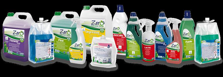 Limpieza con detergente ecologico en valladolid